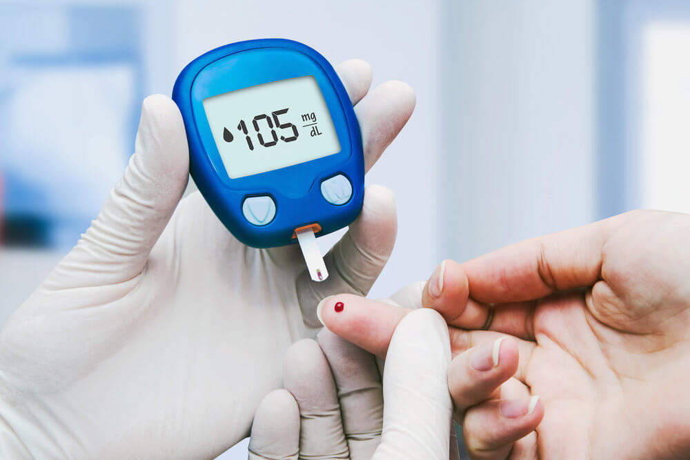التخفيف من حدة أعراض مرض السكري