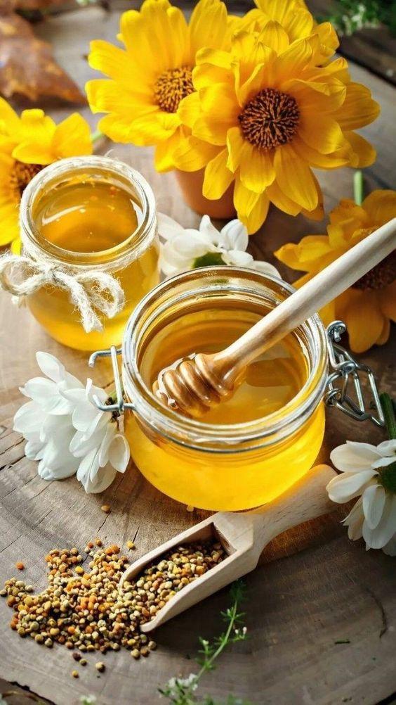 إعادة العسل الي قوامه الطبيعي