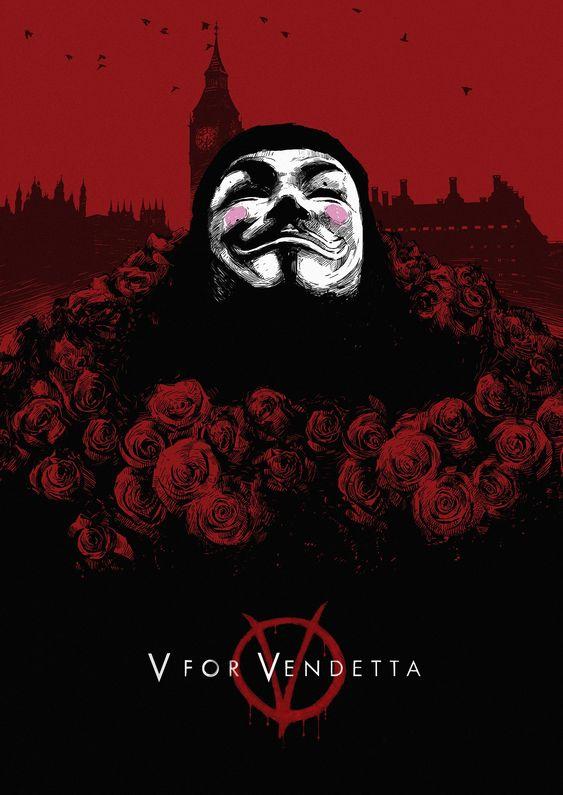 فيلم V for Vendetta