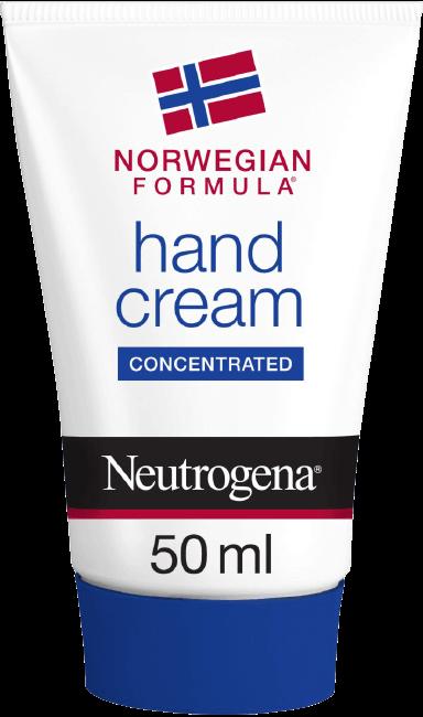 كريم نيتروجينا من أفضل 10 أنواع كريم لتنعيم اليدين من الصيدلية